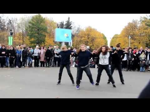 [121021] Kpop in Russia __BAP - Warrior__ [HD] (видео)
