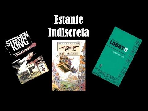 Estante Indiscreta - Leituras de Março de 2016 #2 - Vários