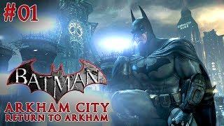"""Rasmus rejser nu til Arkham City, hvor Bruce Wayne roder sig ud i noget politisk roderi! Dette er en remastered udgave af det gode gamle Arkham Asylum, og Arkham City, som nu kan fås til PlayStation 4 og Xbox One.» Merch og andet fedt GADK-grej: http://shop.spreadshirt.dk/GADK» Følg os på Twitch:Rasmus: http://twitch.tv/RazzmatazzDKSteffen: http://twitch.tv/UbuntuHelpGuy» Når vi optager gameplays på vores konsol, bruger vi enten en smart lille kasse som hedder """"Happauge HD PVR 2"""" eller """"AverMedia Live Gamer HD"""", som kan købes i stort set de fleste el-forretninger. » Og her er en unboxing/opsætning/test med Hauppauge HD PVR 2:https://www.youtube.com/watch?v=Qh8FQpsGZSQ» Følg os på Twitter:Steffen: http://twitter.com/UbuntuHelpGuyRasmus: http://twitter.com/RazzmatazzDKhttp://twitter.com/GamingAmmo» Like os på Facebook:http://www.facebook.com/GamingAmmunitionDK» Husk at subscribe for mere awesomeness!"""