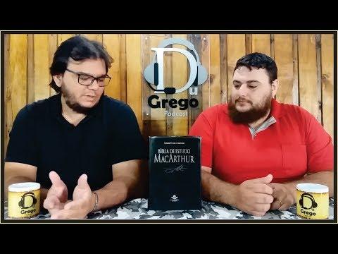 DGV#051 - Bíblia De Estudo MacArthur