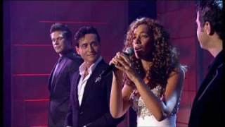 Video Leona Lewis & Il Divo ~ Somewhere ~ (Simon Cowells) This Is Your Life MP3, 3GP, MP4, WEBM, AVI, FLV Agustus 2018