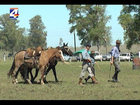 Primera Fiesta Nacional del Peón Rural se desarrolló en El Eucalipto