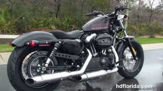 9. New 2014 Harley Davidson Forty-Eight Motorcycle for sale - New Models - August 2014