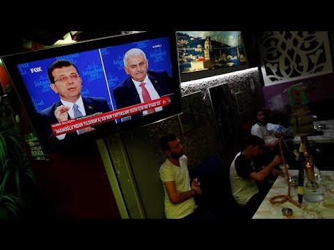 Τουρκία: «Ιστορική» τηλεοπτική μονομαχία Γιλντιρίμ- Ιμάμογλου…