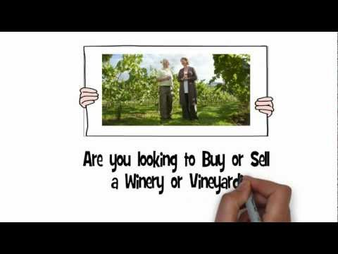 Winery for Sale? Vineyards for sale? Looking to Buy or Sell Wine Properties?