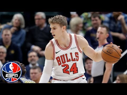 Video: Lauri Markkanen drops 21 points, grabs 10 rebounds in Bulls' loss vs. Pacers | NBA Highlights