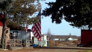 Nampa (ID) United States  city photos gallery : a big us flag in nampa idaho