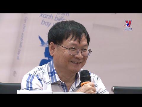 TRUYỀN HÌNH THÔNG TẤN - Nhà văn Nguyễn Nhật Ánh ra mắt tác phẩm mới con chim xanh biếc bay về