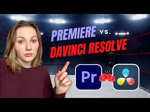Adobe Premiere vs. DaVinci Resolve | WHY I'M SWITCHING