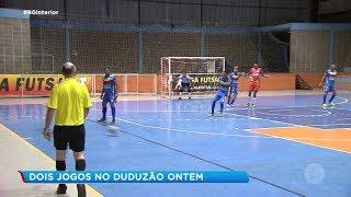 Ginásio Duduzão em Bauru recebe duas partidas pela Copa Record de Futsal Masculino