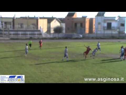 Preview video <strong>GINOSA-POLIMNIA 0-0 Il Ginosa domina ma non segna</strong>