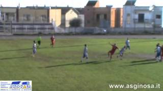 Preview video <strong>GINOSA-POLIMNIA 0-0 Il Ginosa domina ma non segna</strong>