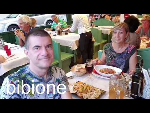Our 9 Day In Bibione And 1 Day In Balatonlelle Till 2018 July 14