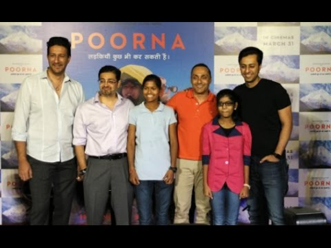 Poorna (2017) Trailer Launch | Rahul Bose to make a film on a 13-year-old girl's real life