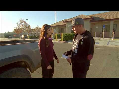 First look: Hailie Deegan takes driving test, terrorizes instructor