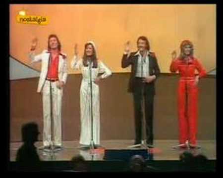 Как выглядело Евровидение в 1976 году