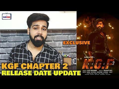 KGF CHAPTER 2 Release Date Update | Admin Revelation | Rocking Star Yash, Sanjay Dutt | KGF 2 Teaser