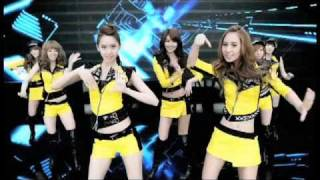 Girls' Generation - Mr. Taxi (Dance)