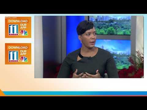 Keisha Lance Bottoms speaks after Atlanta mayoral election declaring a win
