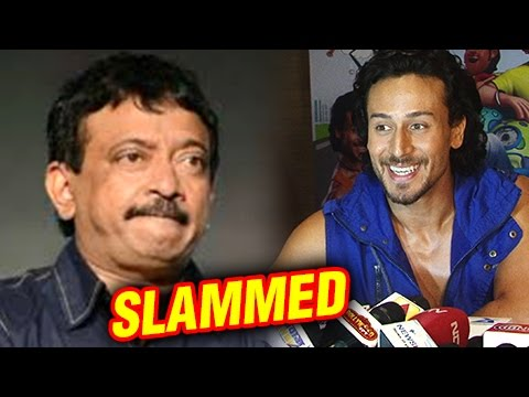 Tiger Shroff SLAMS Ram Gopal Varma On His 'Transge