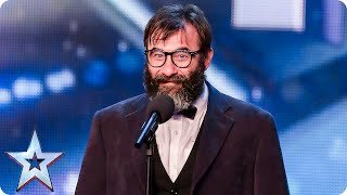 Download Video Will Vladimir's clowning around impress the Judges?   Britain's Got Talent 2015 MP3 3GP MP4