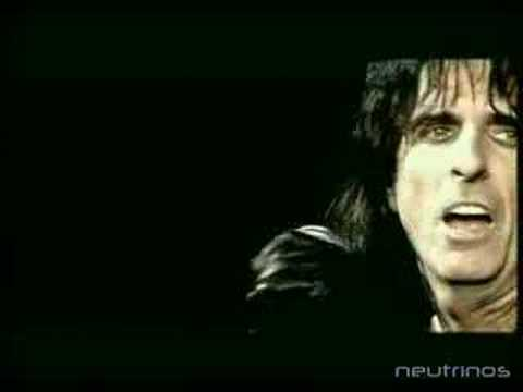 Tekst piosenki Alice Cooper - Blow Me A Kiss po polsku