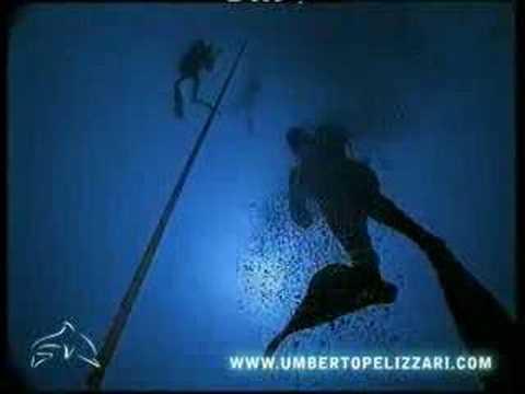 Umberto Pelizzari - Record mondiale -75m