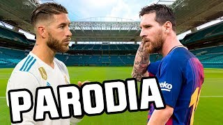 Parodia Musical de J. Balvin, Willy William - Mi Gente Barcelona vs Real Madrid 2017 - Like & Suscríbete! SUSCRIBITE a mi...