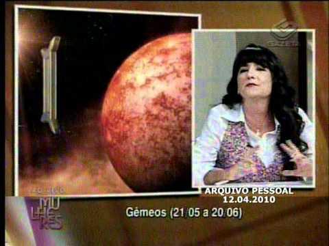Katia Ripani no programa Mulheres Tv Gazeta