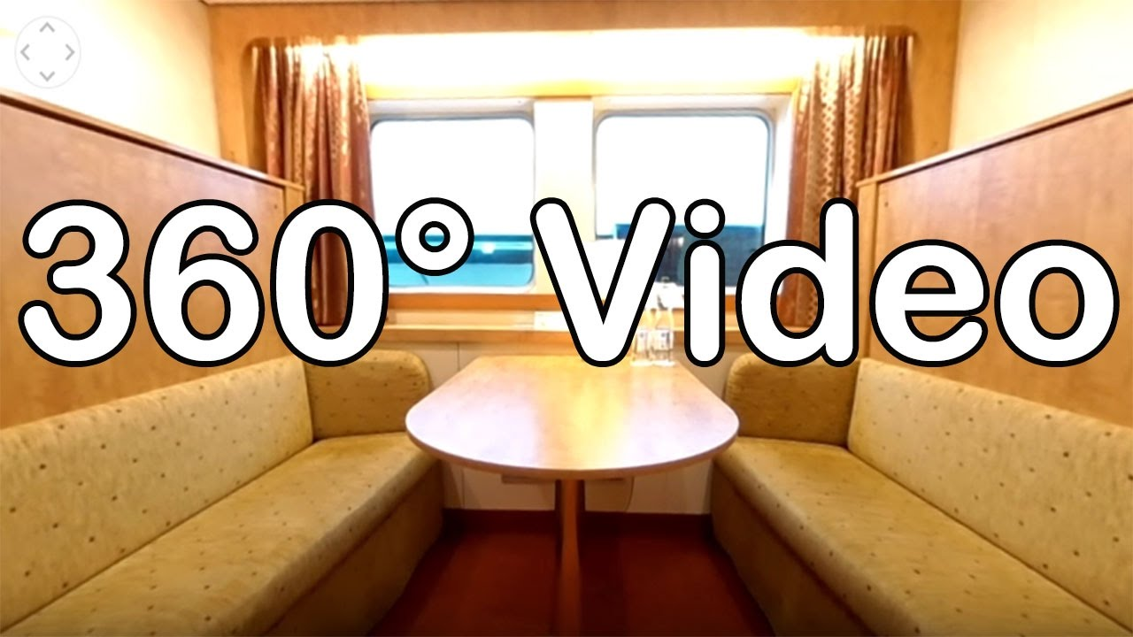360 Grad Video: Kabine 312, Kat. D - MS Prinzessin Isabella