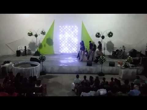 Mocidade 1¤ Igreja Batista em Laje.