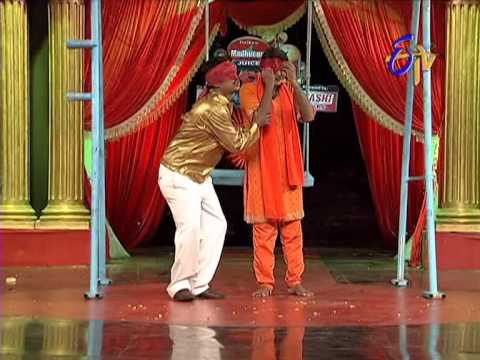 Jabardasth - ????????? - Rocket Raghava Performance on 10th April 2014 11 April 2014 07 AM