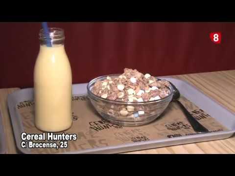 CEREAL HUNTERS CAFE 2º BOL