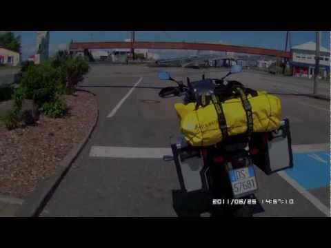 Viaggio in moto a Capo Nord - Primokilometro