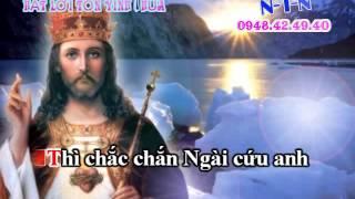 Karaoke THANH CA VC- HAY MAU TINH THUC (DAY KEP)