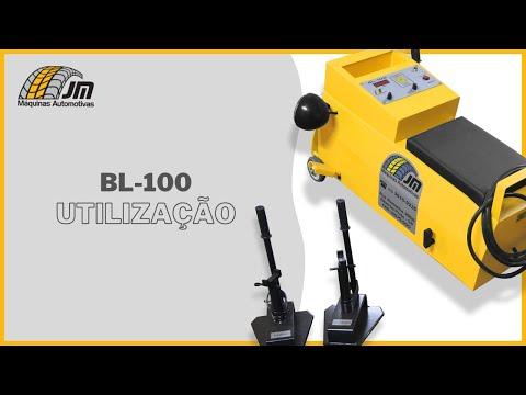 BL-100 - Utilização