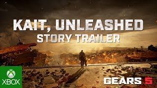 Gears 5 Story Trailer - Kait Unleashed