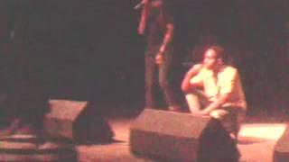 Dj jazy on stage..#mwema DMY