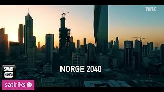 Norge i 2040: Det Arabiske Partiet styrer landet