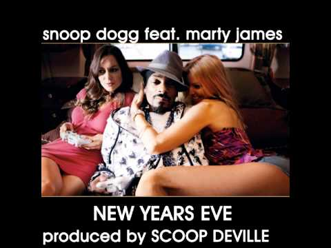 Snoop Dogg feat. Marty James & Scoop DeVille - New Years Eve (Official with Lyrics and Download!)
