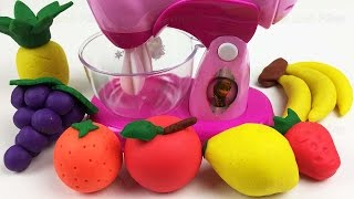 Video Blend Play Doh Fruits into Clay Slime Fun Learning Colors with Surprise Toys Creative for Kids MP3, 3GP, MP4, WEBM, AVI, FLV Juli 2018