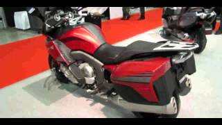 8. 2014 BMW K1600GT Walkaround