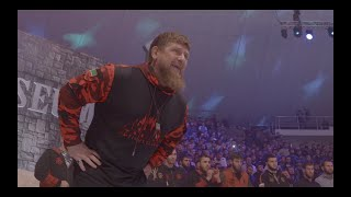 Real Sports visits the capital of the Chechen Republic to explore the strange world of the Akhmat MMA fight club, founded and run by military dictator, Ramzan Kadyrov.  A rare interview with Kadyrov ranges from his tensions with the UFC to the recent alleged purge of gay men in the Republic.  Real Sports debuts Tuesday, July 18th at 10pm ET on HBO.