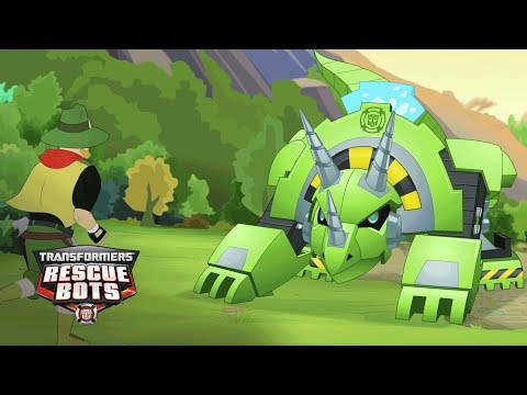 Transformers: Rescue Bots Season 3 - 'The Rescue Bots Vs. Colonel Quint Quarry' Official Clip