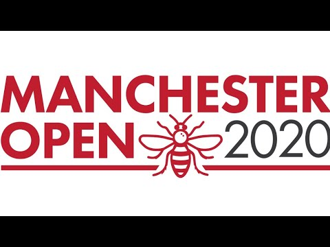 Manchester Open 2020 - Day 1 Afternoon Session -  Side Court