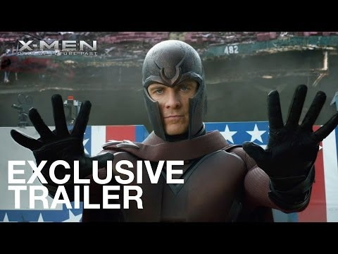X-Men: Days of Future Past | Official UK Trailer #