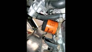 10. Oil Change in a 625i John Deere Gator