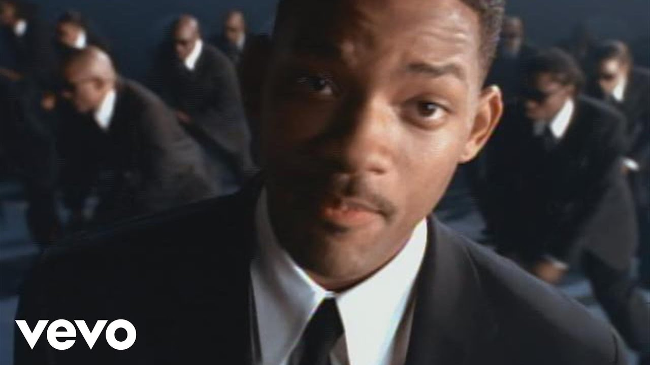 Клип Will Smith - Men In Black