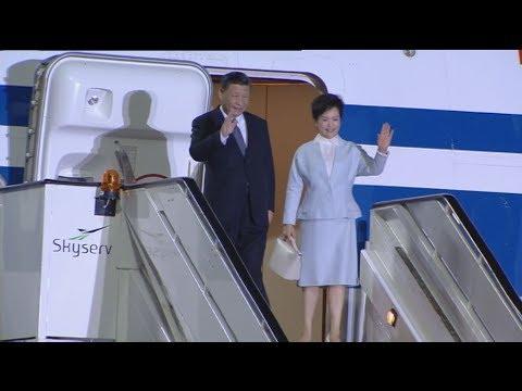 Στην Αθήνα για επίσημη επίσκεψη ο Πρόεδρος της Λαϊκής Δημοκρατίας της Κίνας Σι Τζινπίνγκ
