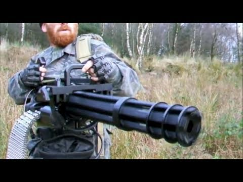 Fort - Airsoft guns in action. 1 of over 400 airsoft war videos at http://www.youtube.com/scoutthedoggie Filmed by the No1 YouTube video maker in Scotland, over 120...